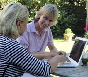 Frauencomputerhilfe individueller Unterricht